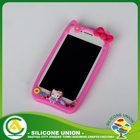 Pink mobile phone case manufacturing