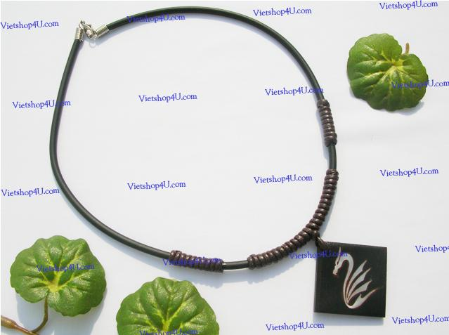 C009-Vietshop4u-Wood Beads Jewelry