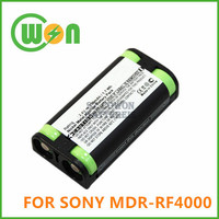 2.4V 700mAh Headphone Battery for SONY MDR-RF4000 MDR-RF840 RF860 BP-HP550-11 Rechargeable Battery