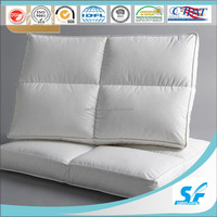 Baffle box sofa seat cushion / Feather Stuffing Pillow