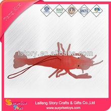 plastic toy manufacturer/plastic toy lobster