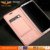 New Premium Leather Card Slot for s8 case samsung galaxy cell phone case