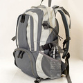 Hot New Fashion Design Gray Color Simple 420D Backpack Bag