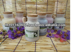 High Quality Aromatherapy Natural Crystal Bath Salts