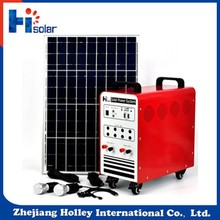 Factory price portable mini easy installation 30W solar home system latest products in market