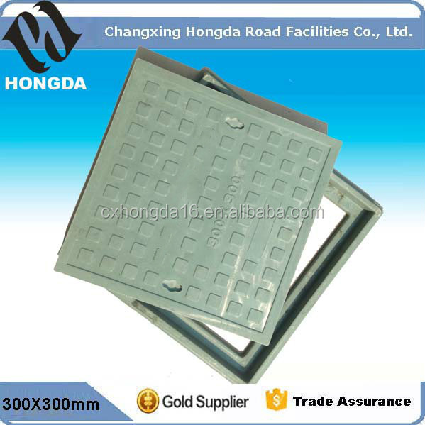 2016 GRP manhole cover No Steel Bar inside from changxing Honda