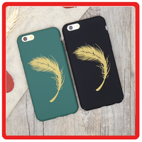 Oiling Matting thin PC Customizable change pattern mobile phone Case for iphone 6 6s plus