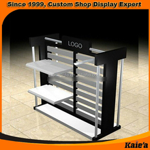 slatwall retail clothes shelving gondola display,clothes gondola racking