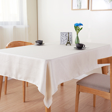 100% Polyester Oilproof Restaurant Elegant Table Cloth