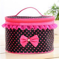 ladies custom reusable cheap cosmetic bags