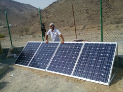 How Uninterrupted Power Supply installation Home Solar Power Off grid System/stand Alone Solar Power System