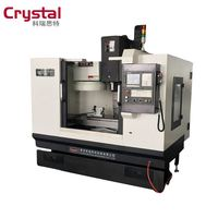 3 axis 4 axis 5 axis Milling Machine CNC Vertical Machining Center for sale VMC7032