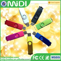 beautiful design otg usb flash drive 2016 for gifts