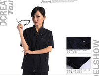 LB26 2014 new short-sleeve clothes wholesale custom tooling companies work the ball fine clothes workwear