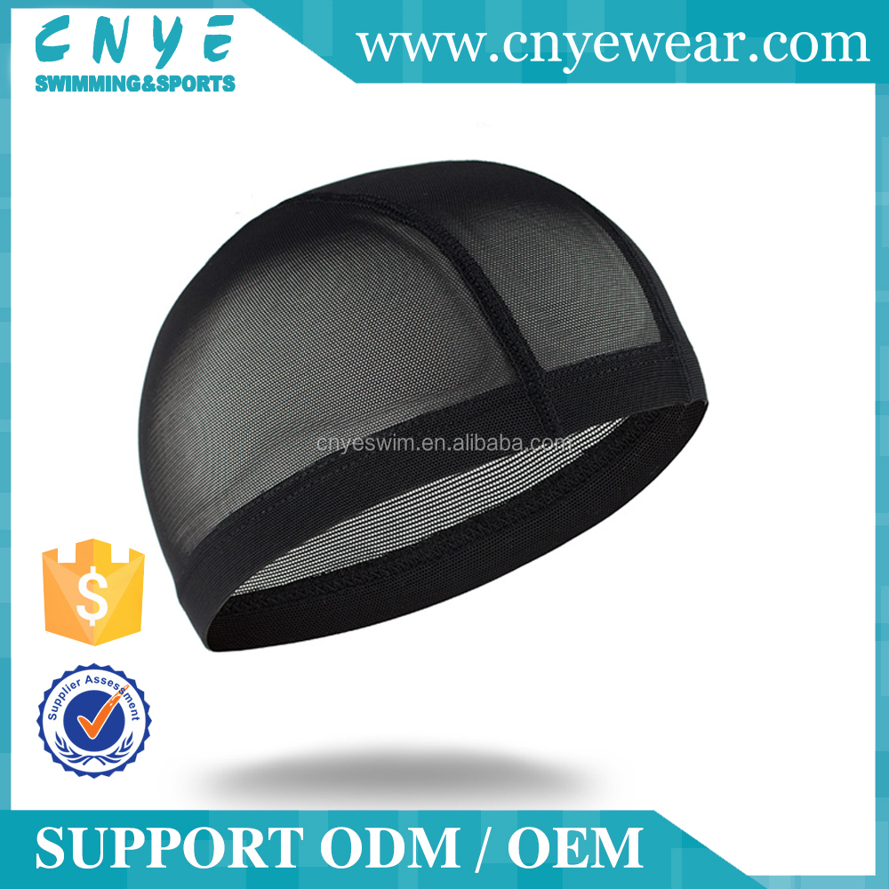 Newest Japanese Mesh Swim Cap For Wigs