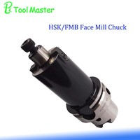 HSK63A -FMB32-55 Face Mill Tool Holder