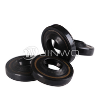China supplier rubber NBR silicone viton power steering oil seals for gearbox