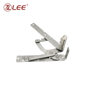 180 degree concealed window hinge for inward opening casement window