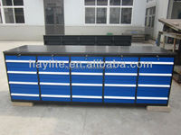 Steel customized tool cabinet tool trolley tool box workbench