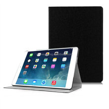 Silk Pattern leather Filp Case for Ipad Air/5