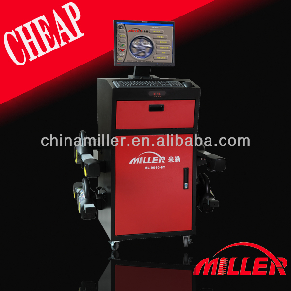 Vehicle repair tools/garage equipment/car diagnostic tools,Computerized CCD wheel aligner (CE approved)