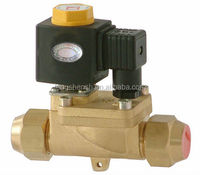 2/2-way pilot operated solenoid valve for heat pump (SSV8)