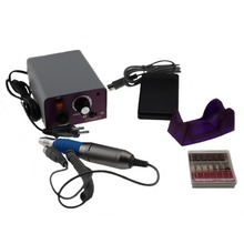 Professional Electric Nail Drill Machine Nail Manicure Pedicure Set 30000 rpm MM 25000 Nail Polisher