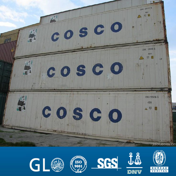 China 20/40ft low cost good price used refrigerated container for sale