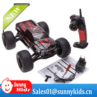 Hot selling high Speed RC truck Car 2.4G electric rc monster truck bigfoot car