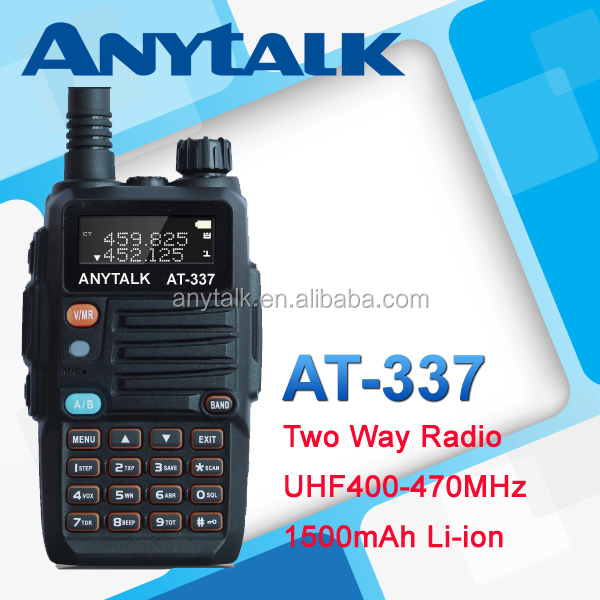 China quanzhou new housing AT-337 uhf cheap interphone