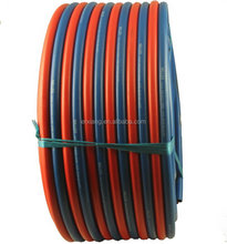 Hot selling updated rubber/pvc mixed fuel/oil hose