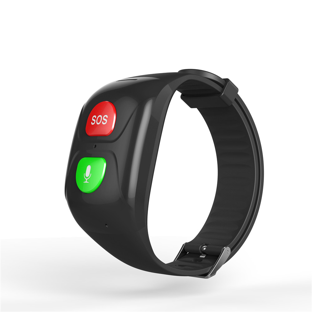 2019 new arrival smart bracelet <strong>H02</strong> elder kids GPS tracker watch