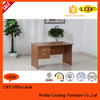 MDF office desk with locked drawers cherry office furniture