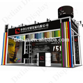 Two Side Open Aluminium 3x6 Trade Show Exhibition Stand for Sale