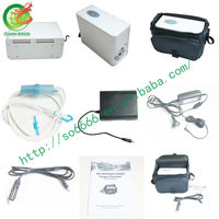 POrtable CE battery for car use 3L personal oxygen generator