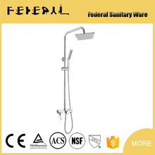 Shower faucet bathroom concealed rainfall shower set bath hardware set made in yuhuan