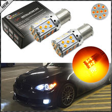 Canbus 21W BAU15S 7507 PY21W 1156PY Led Bulbs For Turn Signal Light