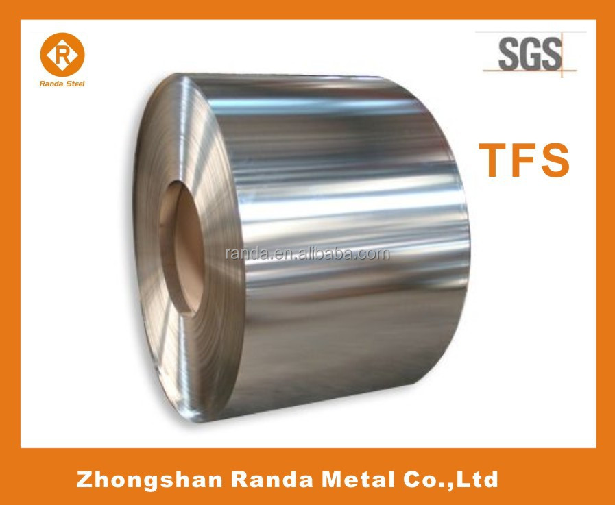 TFS--electrolytic chromium coated steel coil