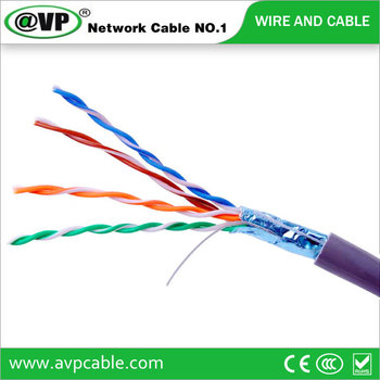 CMR flexible cat6 cable network cable cat6 bare copper pass test