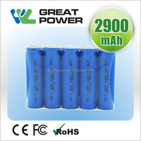 Customized hot sell lithium ion battery for laptop