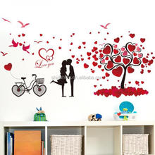 home decoration pieces making wall stickers for home decor make in china
