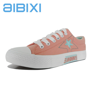 AIBIXI 2018 New Style Fashion Comfortable Flat Girl Casual Shoes