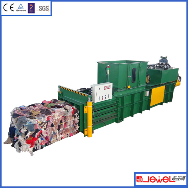 roll baling machines continuous channel paper baler press