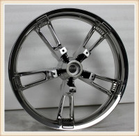 china manufacturer casting front alloy wheel for motorcycle