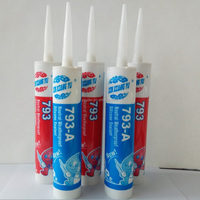 gp caulking adhesive neutral silicon sealant for concrete joints