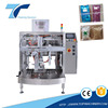 automatic pre-made pouch granule rice packaging machine, dosing, filling and sealing machine