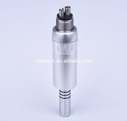 Dental handpiece Inner channel push button low speed 1:1 air motor