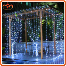 Outdoor Waterproof Christmas decorative LED Curtain Light