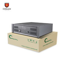 CE 3years warranty professional PA System used High Power Amplifier 1500w
