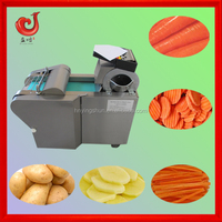 Trade Assurance multi-functional commercial electric potato chipper